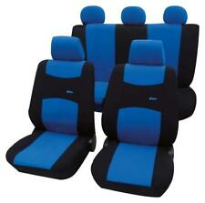 Hyundai i30 ab 07/2009-02/2012 Autositzbezug Schonbezüge Sitzbezüge Colori blau,