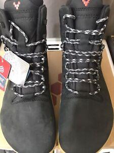 Vivobarefoot Tracker FG II Mens - UK Size 8 - Black