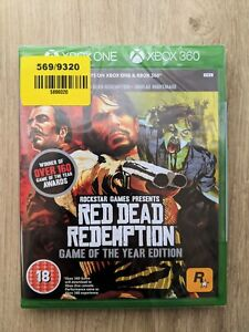 Red Dead Redemption Game Of The Year Edition (GOTY) - Xbox 360 & Xbox One Game