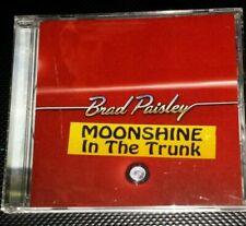 Brad Paisley - Moonshine In The Trunk Music CD