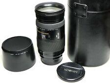 Minolta AF 100-400 mm F/4.5-6.7 AF APO + Case f. Sony A-Mount