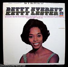 BETTY EVERETT & KETTY LESTER-A Near Mint Northern Soul Album-GRAND PRIX #KS 425