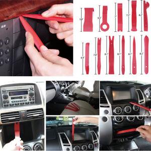 11 Pcs Car Radio Audio Door Trim Dash Panel Nylon Install Removal Pry Tool Kit