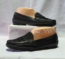 SALVATORE FERRAGAMO Loafers Moccasins Shoes Flats Size 6 1/2 D