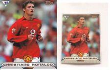 Rookie Football Trading Cards Cristiano Ronaldo