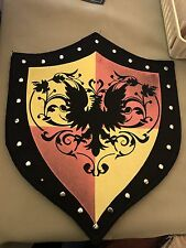 Costume Prop that looks like a Shield but is a PURSE