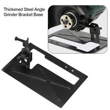 Thickened Steel Angle Grinder Bracket Holder Cutting Machine Adjustable Base GL