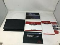 2014 Kia Optima Owners Manual Handbook Set with Case OEM Z0B0780