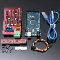 Mega 2560 R3 + RAMPS 1.4 3D Impresora + 5 A4988 Drivers KIT PARA Arduino RepRap