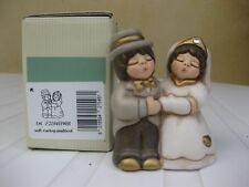 Thun bomboniere matrimonio - sposi con brillante - nuovo