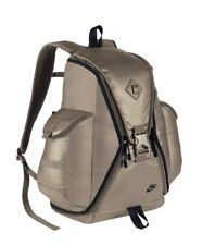 Nike Cheyenne responder BA5236-235 mochila escolar gimnasio de color caqui nuevo 100% Genuino