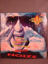 LP SLADE YOU BOYZ MAKE BIG NOIZE 1986 USED VINYL ALBUM CBS BFZ 40908 US promo