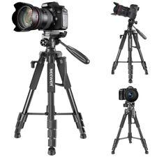 Trépied Appareil Photo Pied Caméra Reflex Canon Nikon Support Vidéo Voyage GoPro