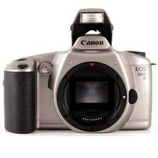 Analoge Canon Spiegelreflexkameras mit eingebautem Blitz