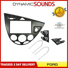 CT23FD35 Double Din Fascia Surround Panel Adaptor For FORD Focus 1999 - Jan 2005