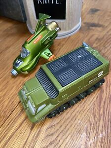 Dinky Toys SHADOW UFO Vehicles Space Craft Vintage