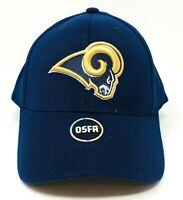 Los Angeles Rams Blue Men's Hat One Size Baseball Cap NFL Brand New One Size NWT