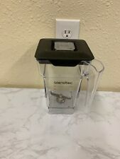 Blendtec Fourside Blender Jar/Container 64oz Used