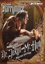 Dr. Jekyll and Mr. Hyde DVD 1920 John Barrymore Deluxe Edition