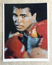 "MUHAMMAD ALI signed autographed 8.5x11"" photo Boxing Champion Greatest Muhammed"