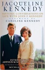 Jacqueline Kennedy : Historic Conversations on Life with John F. Kennedy 8 CDs