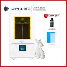 EU ANYCUBIC Photon S Matrice UV Resina Light-cure stampante 3D Doppio asse Z TFT