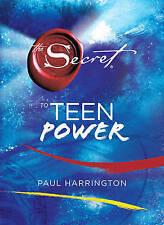 The Secret to Teen Power by Paul Harrington FREE SHIPPING!