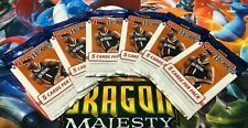 2019-20 NBA HOOPS TRADING CARDS: 6 Booster Packs New Rare in Hand