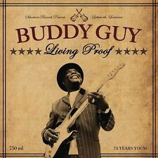 Buddy Guy, B.B. King, Carlos Santana - Living Proof [New Vinyl] FREE SHIPPING