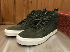 VANS SK8 Hi 46 MTE DX Skate Shoes Tact Grape Leaf Green Mens Size 9