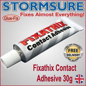 Stormsure Fixathix Contact Adhesive Glue laminate plastic wood flooring Non Drip