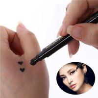 Cosmetic Waterproof Long Lasting Double Heads Eye Liner Pen Eyeliner Liquid