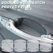 Door Handle Cup Anti Scratch Clear Paint Protector Film For Volkswagen Car