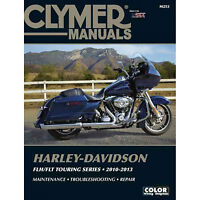 Clymer Repair Manuals for Harley-Davidson Road King FLHR (ABS) 2010-2013