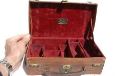 c.1930's Leica Camera 111 series system case retailed by Dollond