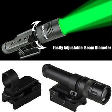Green Laser Designator 30 Weapon Light Picatinny Mount