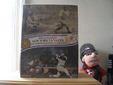 1978 NEW YORK YANKEES WORLD CHAMPIONS SCOREBOOK & OFFICIAL MAGAZINE