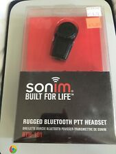 New listing Sonm Bth 101- Rugged Bluetooth Headset
