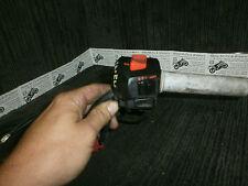 Honda Vfr750 Fs 1996-98 interruptor de engranaje RHS & Acelerador Cables Con Tubo