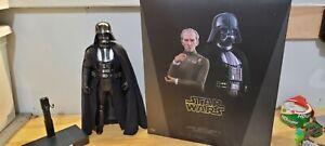 Hot Toys MMS434 Star Wars Grand Moff Tarkin Darth Vader Set A New Hope Episode 4