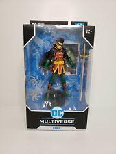 New listing In Hand Dc Multiverse Robin Dc Rebirth - Damian Wayne McFarlane Teen Titans