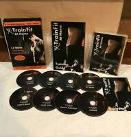 X-TrainFit At Home Workout - Women's Total Body Transformation DVD set