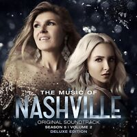 The Music Of Nashville Original Soundtrack Season 5 Vol. 2 Deluxe (NEW CD)