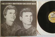The Everly Brothers Greatest Hits 2LP Set  Barnaby 2BR 6006 VG