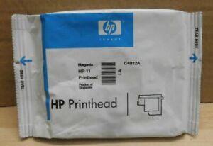HP 11 Druckkopf C4812A magenta inkjet 1000 1100 1200 2200 2250 2280  ohne OVP D