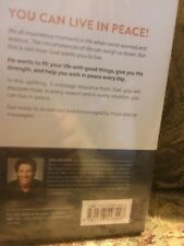 THE POWER OF PEACE BY JOEL OSTEEN DVD/CD SERIES NEW & SEALED SEE DESCRIPTION