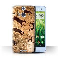 Étuis, housses et coques marron HTC pour téléphone mobile et assistant personnel (PDA) HTC