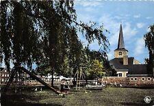 BG5596 hotton s ourthe la plaine de jeux et l eglise   france