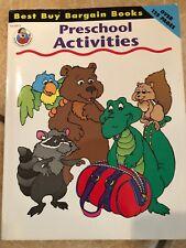 Preschool Activities Frank Schaffer
