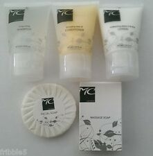 Monte Carlo travel Shampoo, Conditioner, Lotion & Soaps New Free S&H